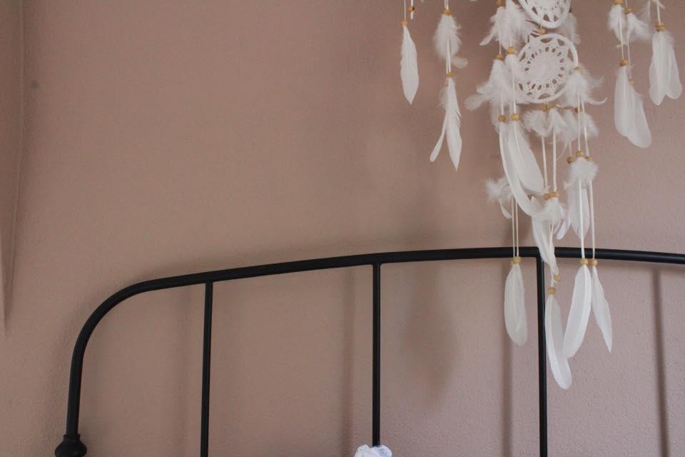 Nieuwe Slaapkamer Kleuren : Nieuwe kleur slaapkamer. livinghip