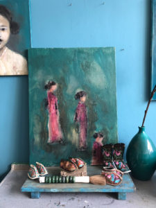 grace spiegel schilderij