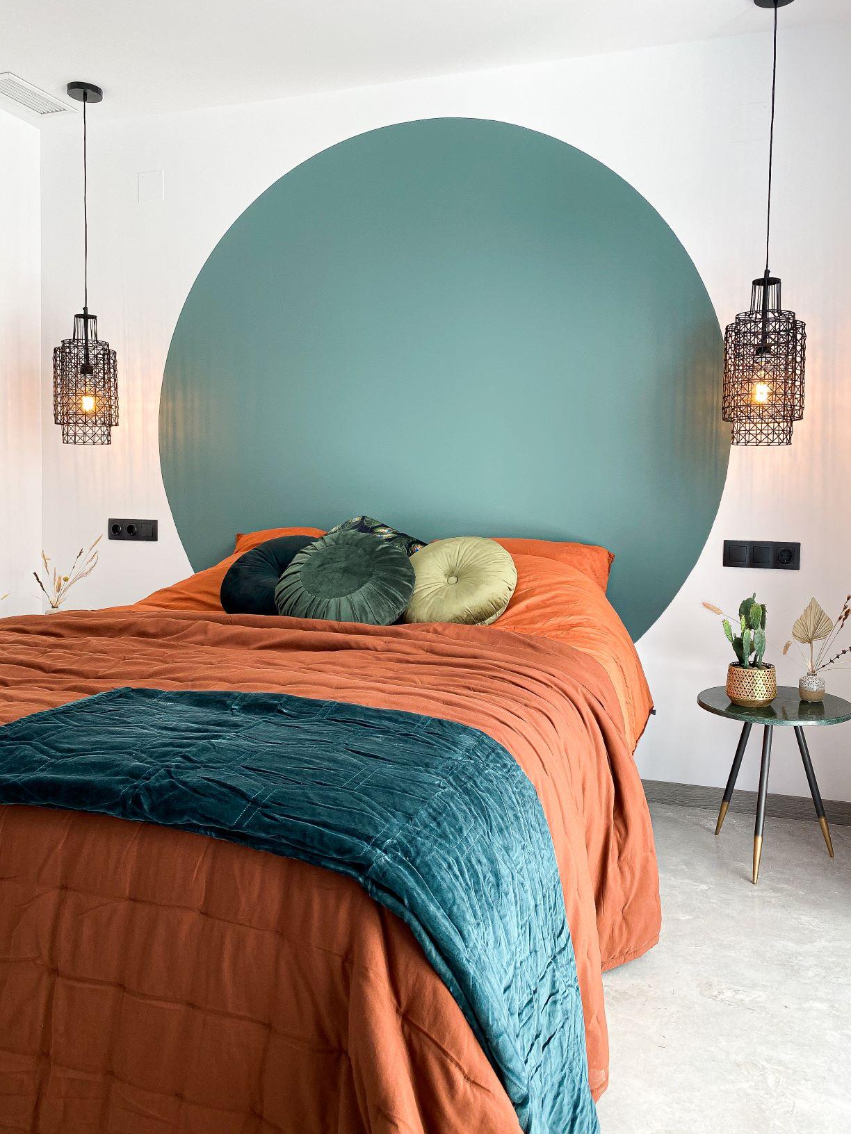 slaapkamer gestyled