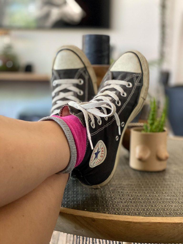 all stars met sokken